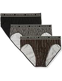 Athena Tonic, Slip (Lot de 3) Homme