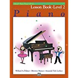 ALFREDS BASIC PIANO COURSE LESSON BOOK 2 (Alfred's Basic Piano Library)