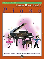 Alfred's Basic Piano Lesson Book 2 --- Piano - Palmer, Manus & Lethco --- Alfred Publishing