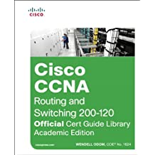 Cisco CCENT/CCNA ICND1 100-101 Official Cert Guide + Cisco CCNA Routing and Switching ICND2 200-101 Official Cert Guide, Académie Édition (Lot de 2 livres)