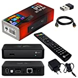 MAG 254 Original IPTV SET TOP BOX Multimedia Player Internet TV IP Receiver + Nano WLAN Stick + HB Digital HDMI Kabel