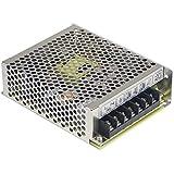 Schaltnetzteil / Netzteil 50W 5V 10A ; MeanWell, RS-50-5
