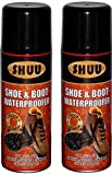 Shoe & Boot Waterproof Spray for Fabric Leather Shoes Camping Fishing Hiking (2)