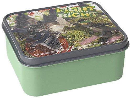 LEGO Ninjago Lunch Box, Sand Green