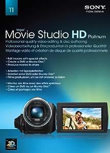 Sony Movie Studio 11 HD Platinum