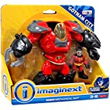 Imaginext ROBIN Mechanical Suit Gotham City Exclusive Figure Playset by Imaginext