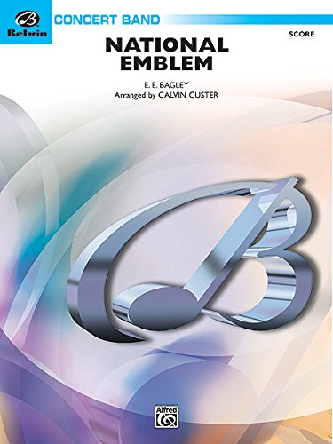National Emblem (Belwin Concert Band), Buch
