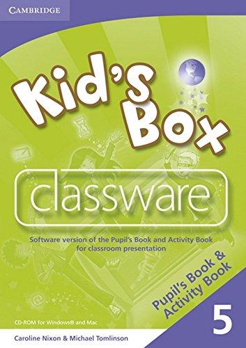 Kid's Box 5 Classware CD-ROM - 9780521140218