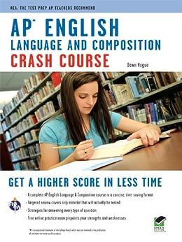 AP English Language & Composition Crash Course par [Hogue, Dawn]
