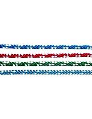 Grevinga–Cuerda de gimnasia Multicolor (Escudo del Colores), rojo/blanco