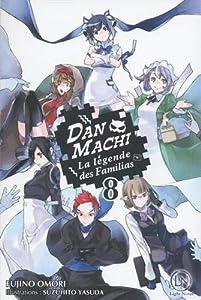 DanMachi Edition simple Tome 8