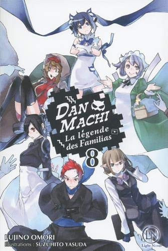 DanMachi Edition simple Tome 8