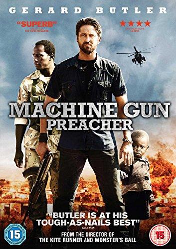 Preisvergleich Produktbild Machine Gun Preacher [DVD]