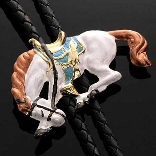 Bolo Tie Horse - Cavallo occidentale - Western Riding - Bolotie