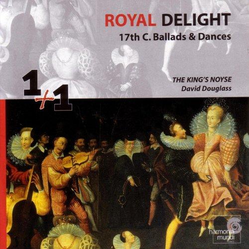"Barbara Allen's cruelty (from ""The Queen's Delight - 17th Century English Ballads & Dances"")"