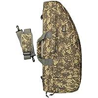 Nylon 70cm Airsoft Rifle Case Bolsa de Pistola táctica para Juego de Guerra Militar al Aire Libre Disparo Bolsa de Caza Accesorios de Pistola