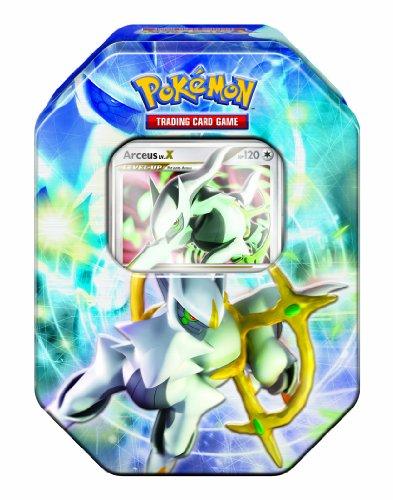 Pokémon Arceus LV. X Dose - blau (englische Version) (Pokemon Pearl Version)