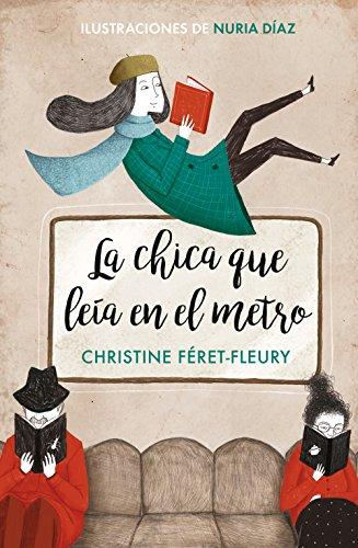La chica que leía en el metro, Christine Féret-Fleury (rom) 51tOH19y8LL