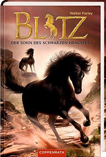 Blitz (Bd. 3): Der Sohn des schwarzen Hengstes (Band Buch Schwarze)