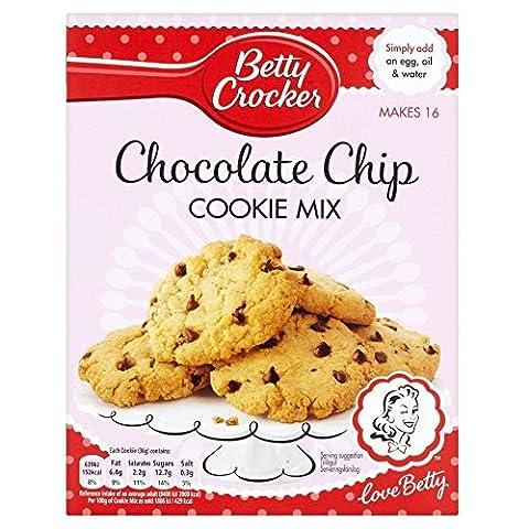 Betty Crocker - Chocolate Chip Cookie Mix Backmischung - 453g