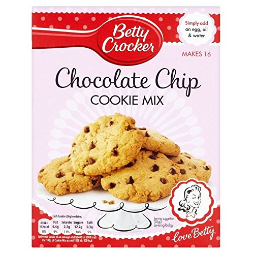 olate Chip Cookie Mix Backmischung - 453g (Cake Mix Cookies)