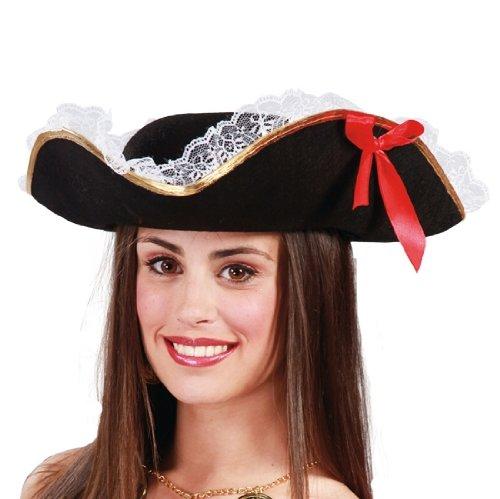 (Guirca Fiestas GUI13957 - Frauen-Piratenhut)