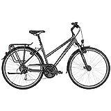 Bergamont Horizon 5.0 Damen Trekking Fahrrad grau/schwarz 2017: Größe: 48cm (165-170cm)