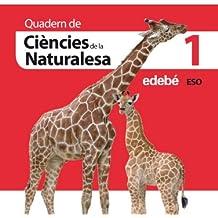 Quadern Ciències de La Naturalesa 1Eso - 9788468301402