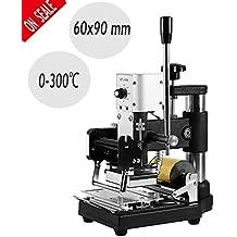 Autovictoria Hot Foil Stamping Machine Máquina de Estampado Manual de Volquete Bronzing Para PVC Tarjeta de