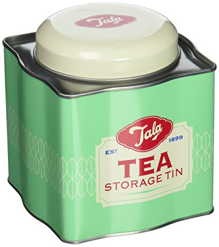 Youdoit Caja de té Vintage