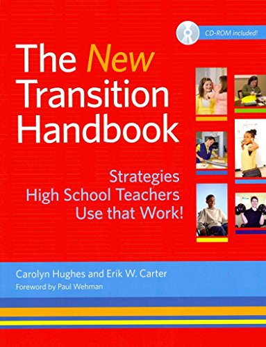 [The New Transition Handbook: Strategies High School Teachers Use That Work!] (By: Carolyn Hughes) [published: December, 2012]