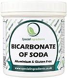 Special Ingredients Bicarbonate of Soda 1kg Gluten & Aluminium Free Extra Fine Powder