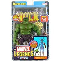 Marvel Legends Series 9 1st Appearance Grey Hulk (Variant) Action Figure by Toy Biz