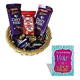 #4: Happy Birthday Cadbury Chocolate Hamper
