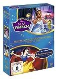Küss den Frosch / Schneewittchen und die sieben Zwerge [3 DVDs]