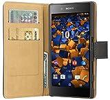 mumbi Tasche im Bookstyle für Sony Xperia Z5 Tasche - 2