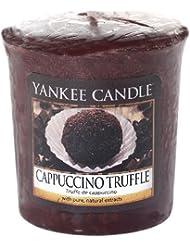 Yankee candle 1332241E Bougie votive senteur Cappuccino Truffle 49 g