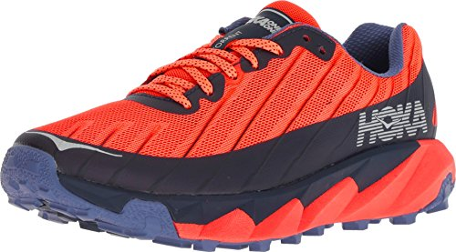 HOKA ONE One Torrent Scarpe Sport Donne Rosso/Blu - 39 1/3 - Running/Trail
