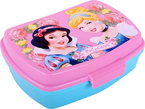 nchbox / Sandwichbox Disney Princess Royal Pets - tolles Geschenk für Mädchen (BP 02) ()