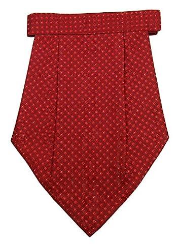Cravate Cravat Ascot Tuxedo Couture Cadeau de fête de mariage