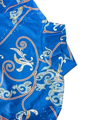 besbomig Modesty Muslimische Badeanzug für Frauen - Islamischer Burkini Full Cover Bademode Muslim Badebekleidung Damen Swimwear Schwimmanzug mit Hijab - 6