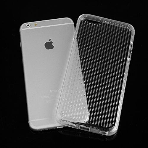 EGO Shock Proof Heavy Duty Coque Back Case pour iPhone 6Plus/6S Plus TPU Tampon de haute qualité Amortisseur