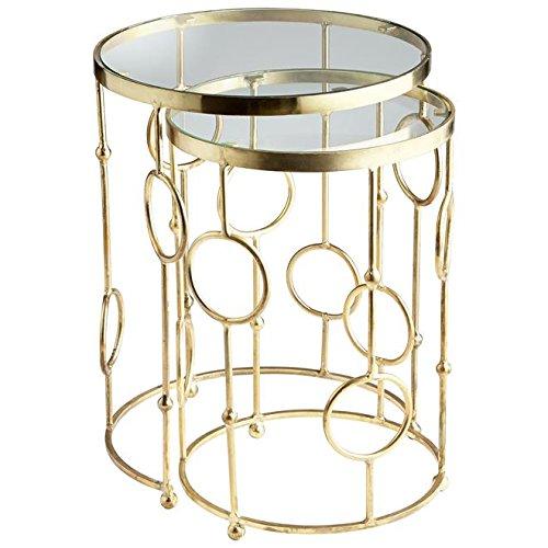 Cyan Design Perseus Satztische Nesting Tables, 2Stück
