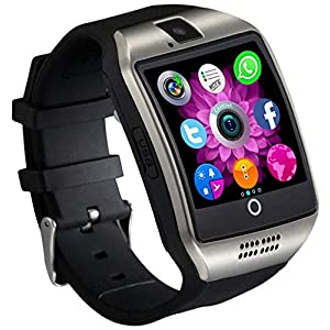 Smart Watches Bluetooth Smartwatch with Touch Screen Camera Support SIM Card for Samsung LG HTC Sony Google Huawei Xiaomi Lenovo Android Smart Phone for Men Women Kids
