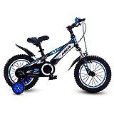 K-G Vélo Enfants Enfants 12inch, 14inch, 16inch, 18inch, 20inch Vélo avec Stabilisateurs ( Color : Blue , Size : 20inch )