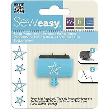 BLANKET Sew Easy Stitch Piercer Head We R Memory Keepers