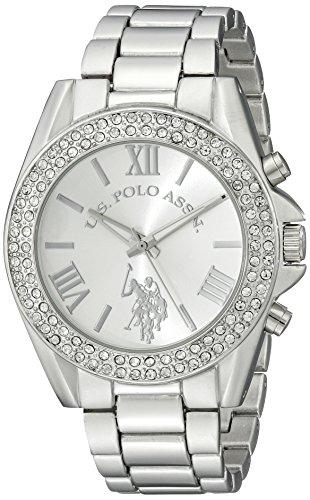 U.S. Polo Assn. USC40035 Montre Bracelet Femme Alliage Argent