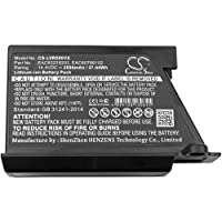 Powery - Batería para Robot Aspirador LG VR34406LV, 14,4 V, Li-