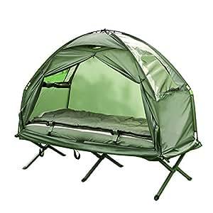 Sobuy brandina da campeggio pieghevole tenda da for Brandina da campeggio ikea