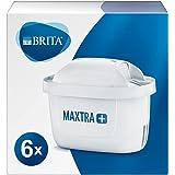 BRITA Maxtra + Cartouches pour Filtre à Eau, Blanc, Plastique, Blanc, Lot de 6 S1326